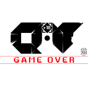 Logo CAT gameove r02